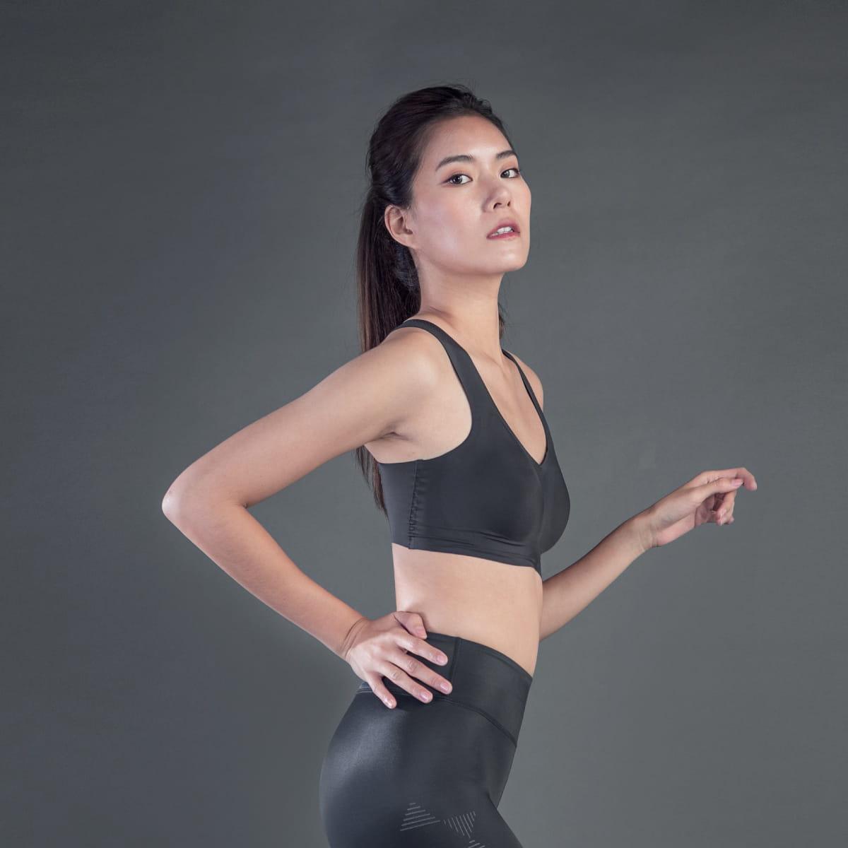 TENO超彈感美型健身褲-Mountain山稜 11