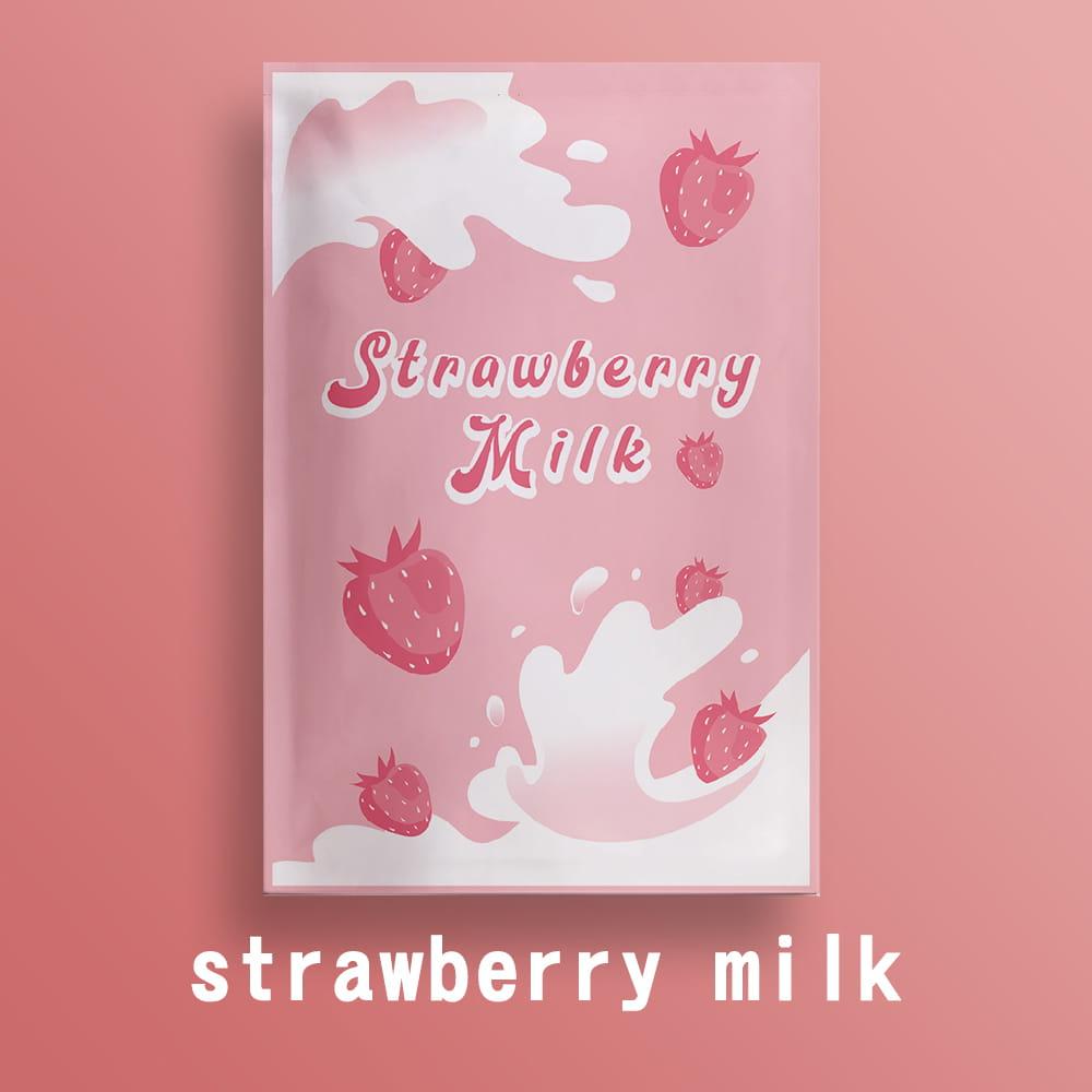 【果果堅果】 乳清蛋白-草莓牛奶(30包/盒) 3