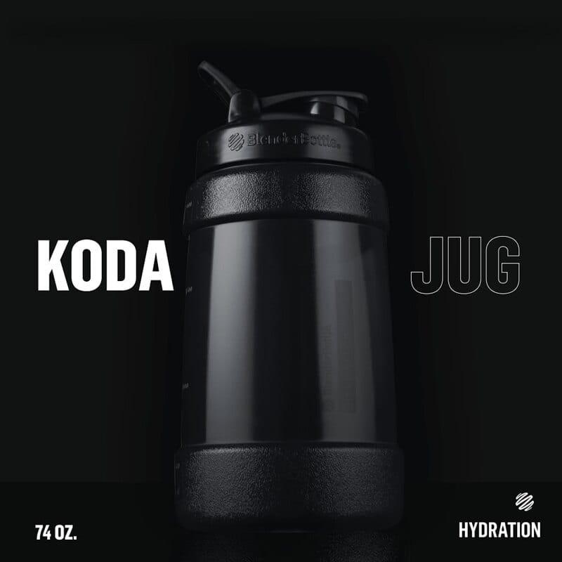 【Blender Bottle】Koda系列 運動專用 經典款 巨無霸水壺 74oz 2.2公升 1