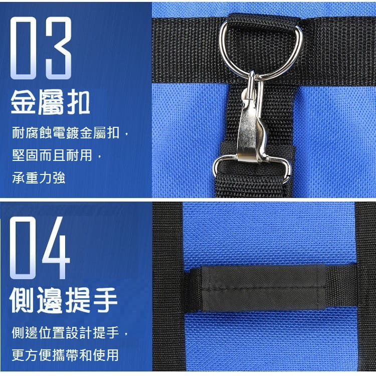 GOLF高爾夫帶滑輪航空包 托運保護袋【AE10244】 5