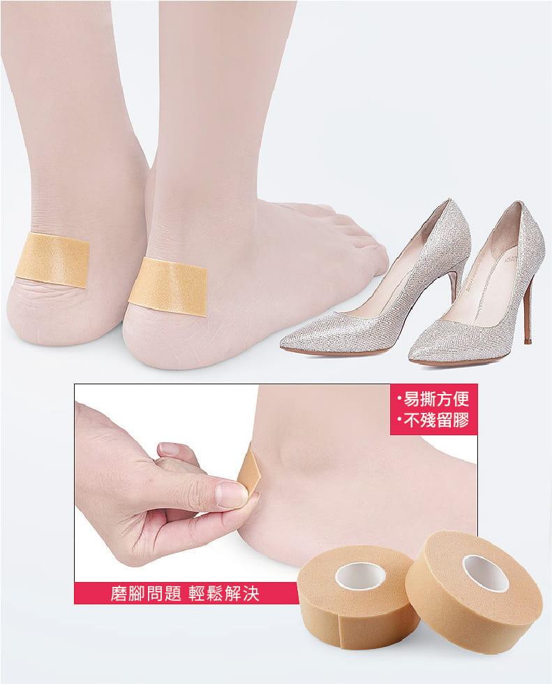 加厚防滑防磨腳隱形鞋貼 (防磨皮保護腳部) 8