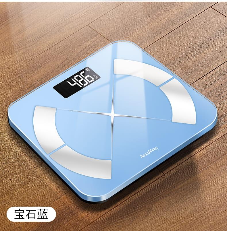 電子秤體重秤家用精準小型耐用智能高精度人體稱重計 17
