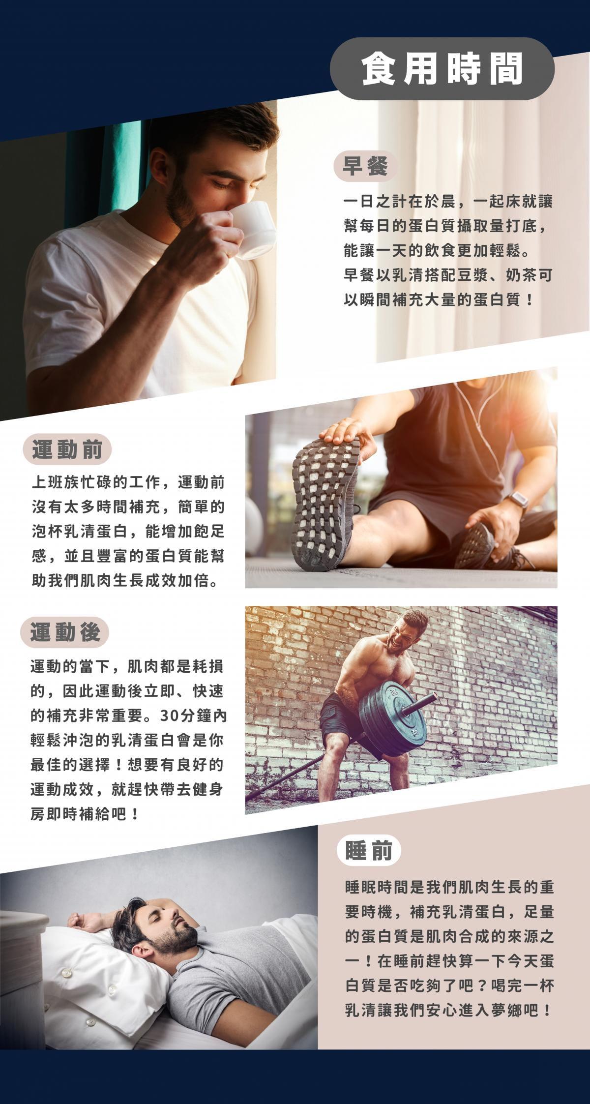 【Bioplus】濃縮乳清蛋白(抹茶)-1Kg健身包 高蛋白 低脂 WPC 4