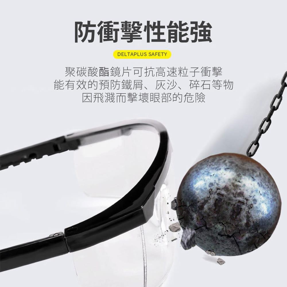 【JAR嚴選】多功能防疫防塵護目鏡(防飛沫) 6