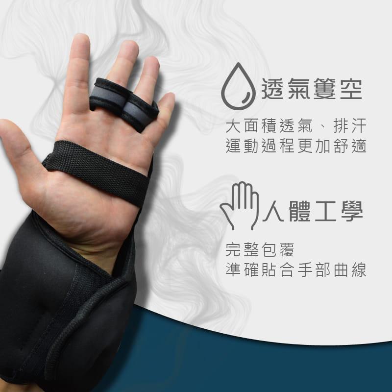 【MACMUS】10公斤拳擊型運動沙包 手部用負重沙袋  2