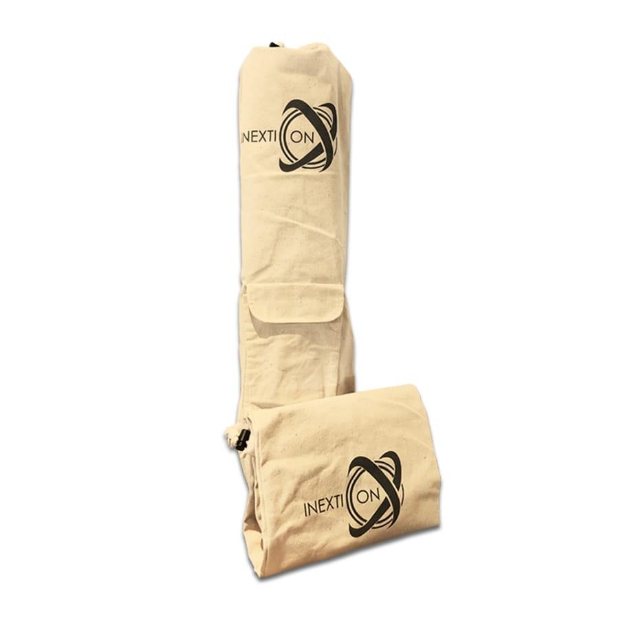 【INEXTION】瑜珈墊純胚棉布揹袋 1