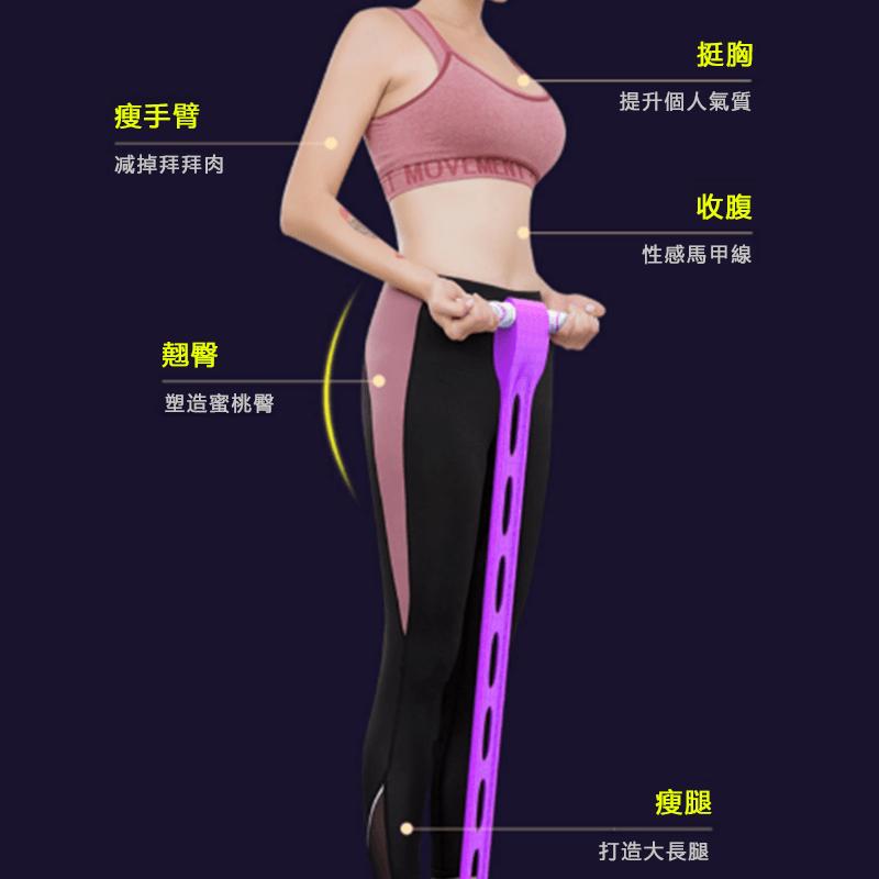 仰臥起坐腳蹬拉力健身器材 19