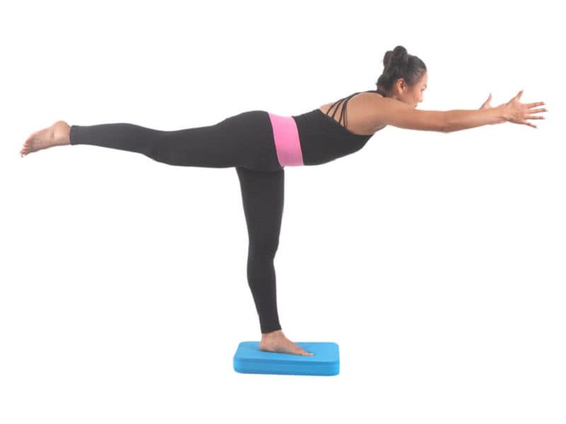 【BALANCE 1】核心健身平衡墊 (綠色) 4