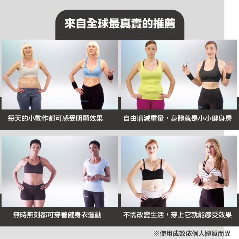 西班牙G-Fitters重力機能健身組(健身褲+健身護腕) 9