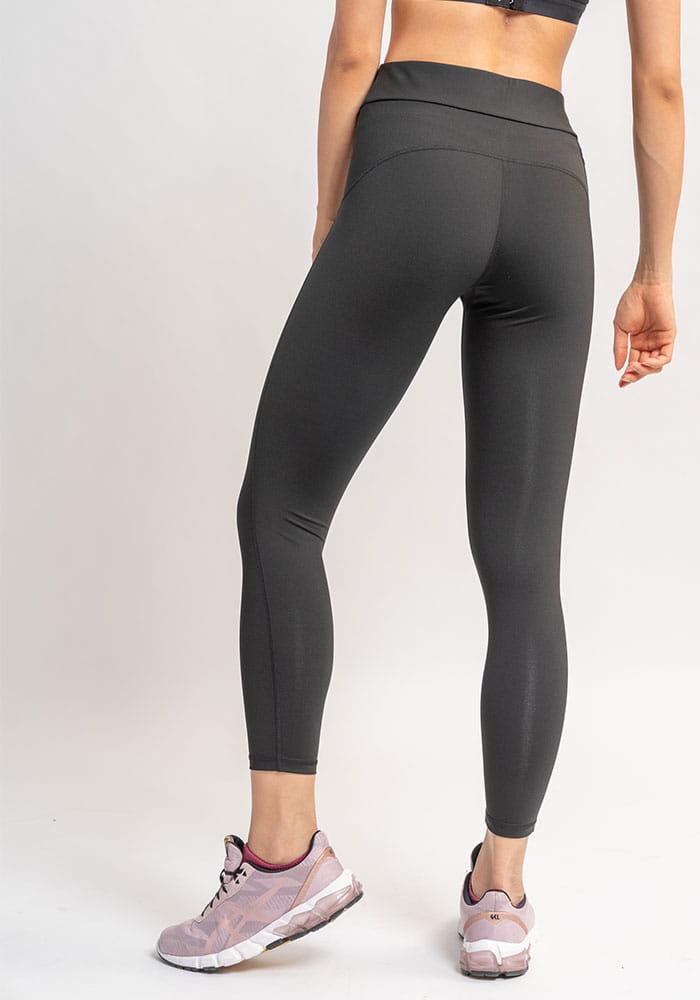 【Attis亞特司】全黑舒適服貼加壓緊身褲 2