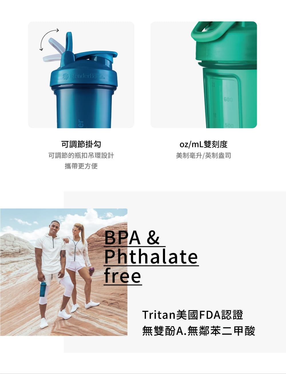 【Blender Bottle】Classic V2系列-經典防漏搖搖杯28oz 4