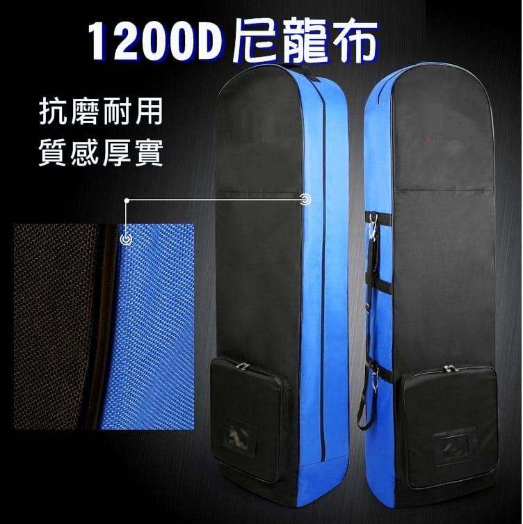 GOLF高爾夫帶滑輪航空包 托運保護袋【AE10244】 2