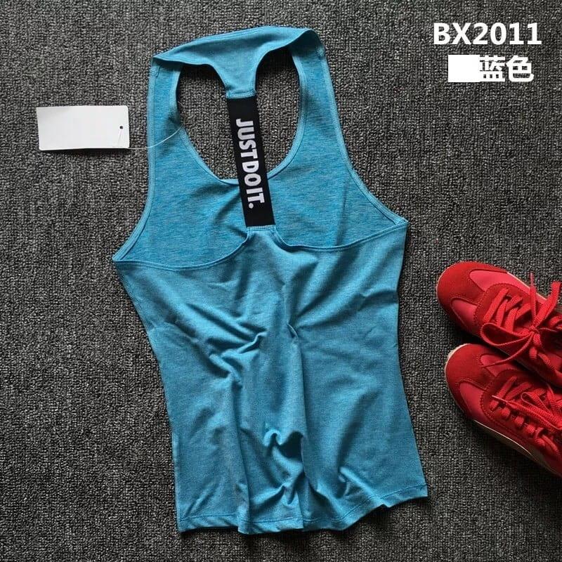 運動休閒背心上衣 運動韻律有氧跑步瑜珈LETS SEA-KOI 5