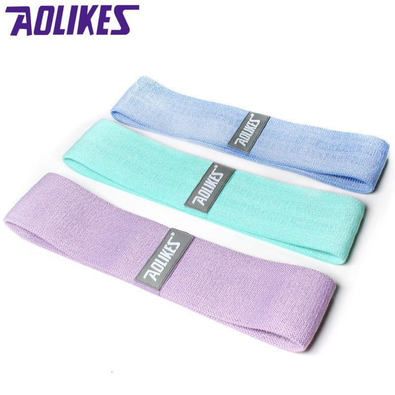 【Aolikes】【AOLIKES 台灣旗艦店】防滑彈力翹臀圈3603(單入) 5