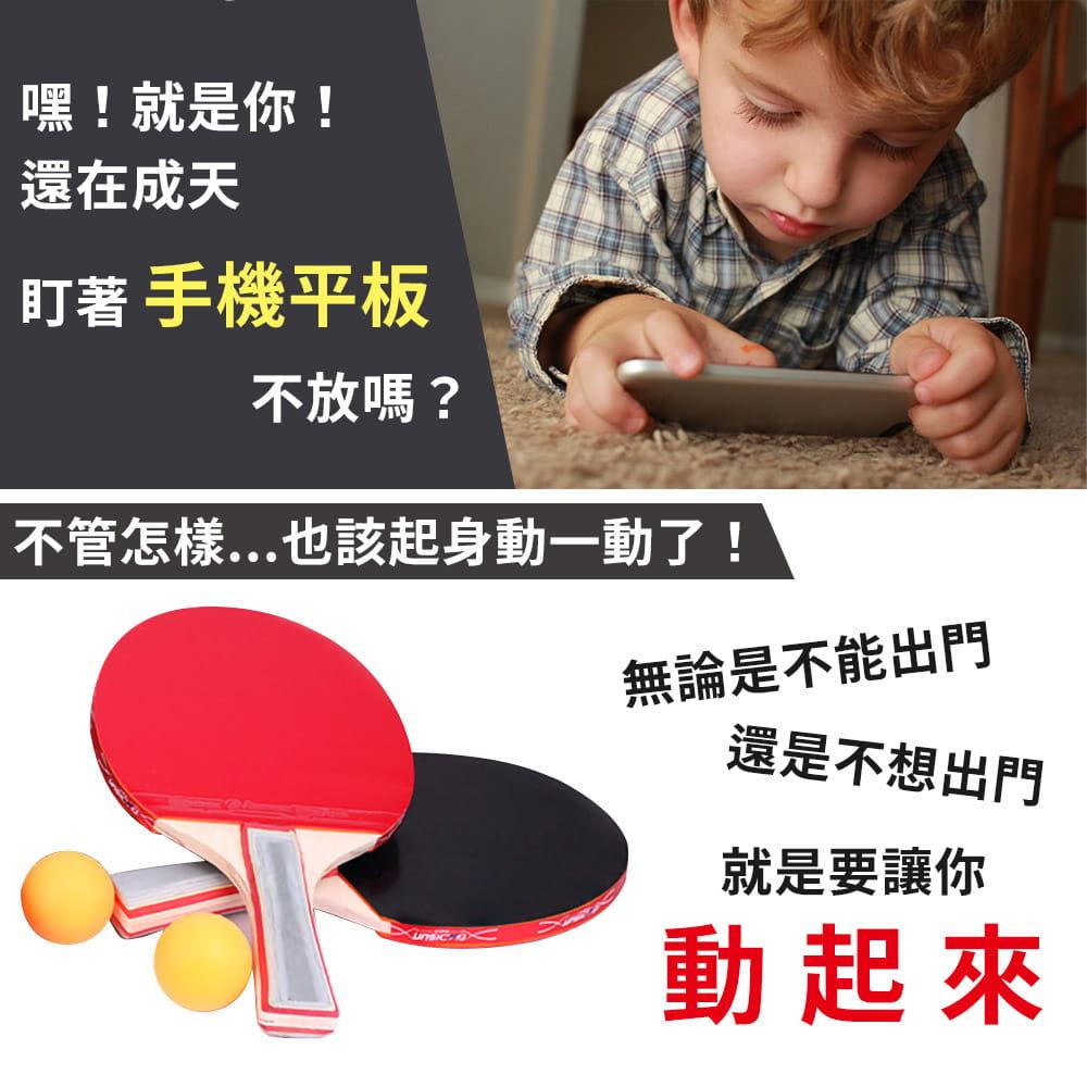 親子乒乓球訓練器 1