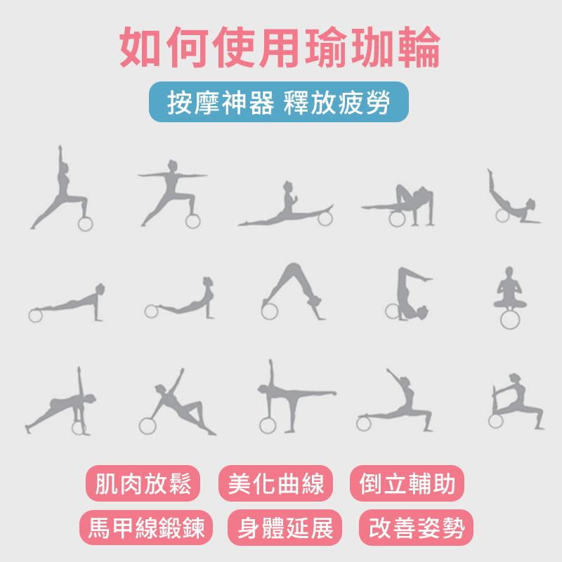 瑜珈輪◆3D菱形 滾輪柱 EVA 瑜珈滾筒 滾輪 達摩輪 後彎神器 普拉提斯 平衡按摩 筋膜 3