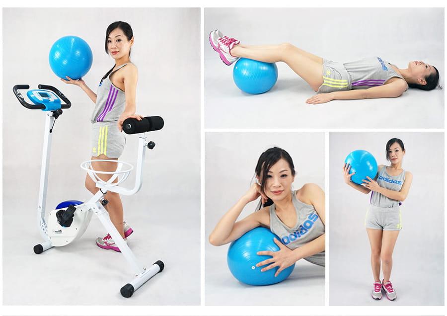 瑜珈球健身車 X350 8