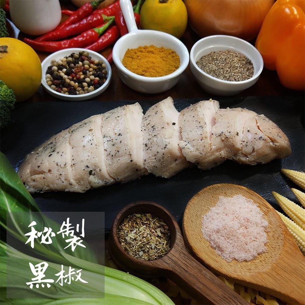 【野人舒食】低溫烹調舒肥雞胸肉-開封即食 滿30包以上贈地瓜 12