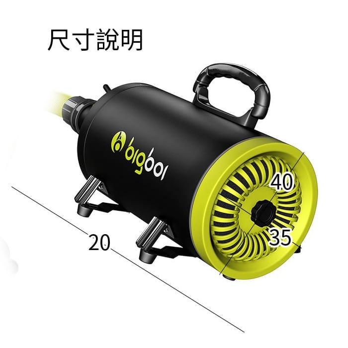 澳洲Bigboi 單馬達吹水機 吹風機 打掃 清潔 車子清潔 環境清掃 吹塵 帳篷清潔 4