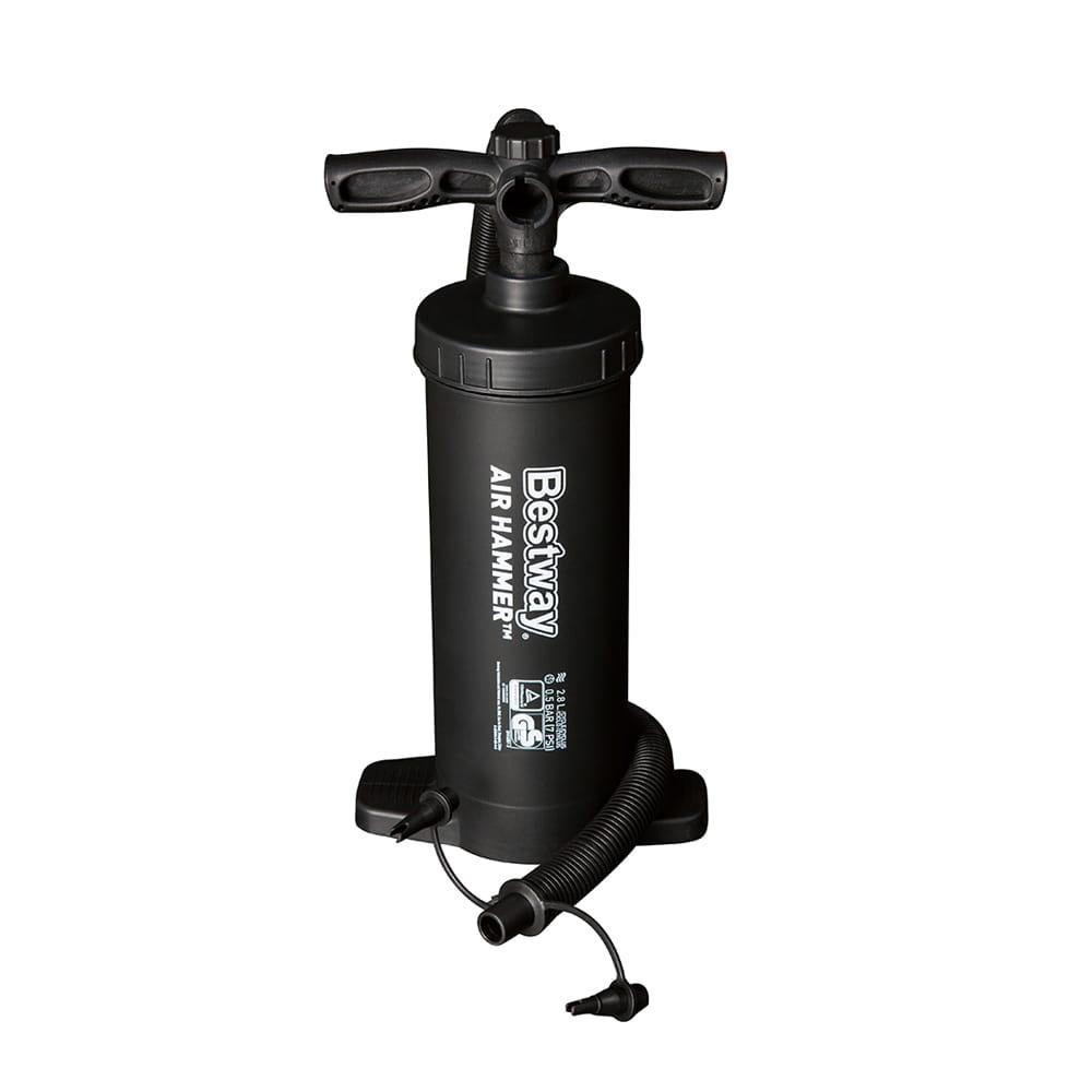直立手壓充氣幫浦/打氣筒