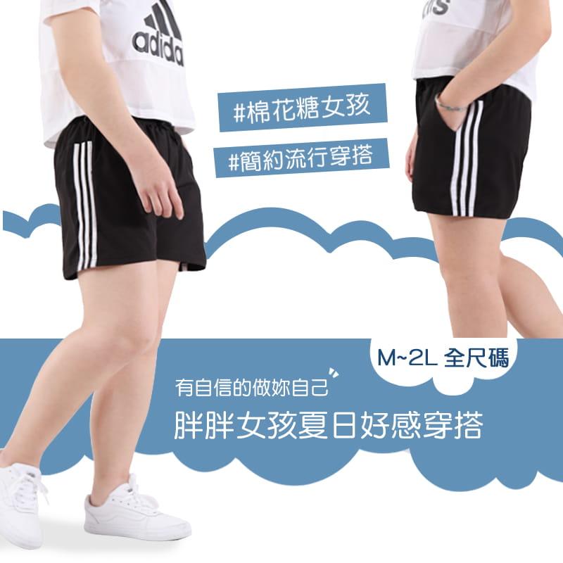 【JU休閒】彈力涼感 速乾機能涼感褲 運動短褲 (男女款) 7
