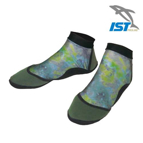 【IST】MIT 止滑防曬短筒沙灘襪 SKB 4