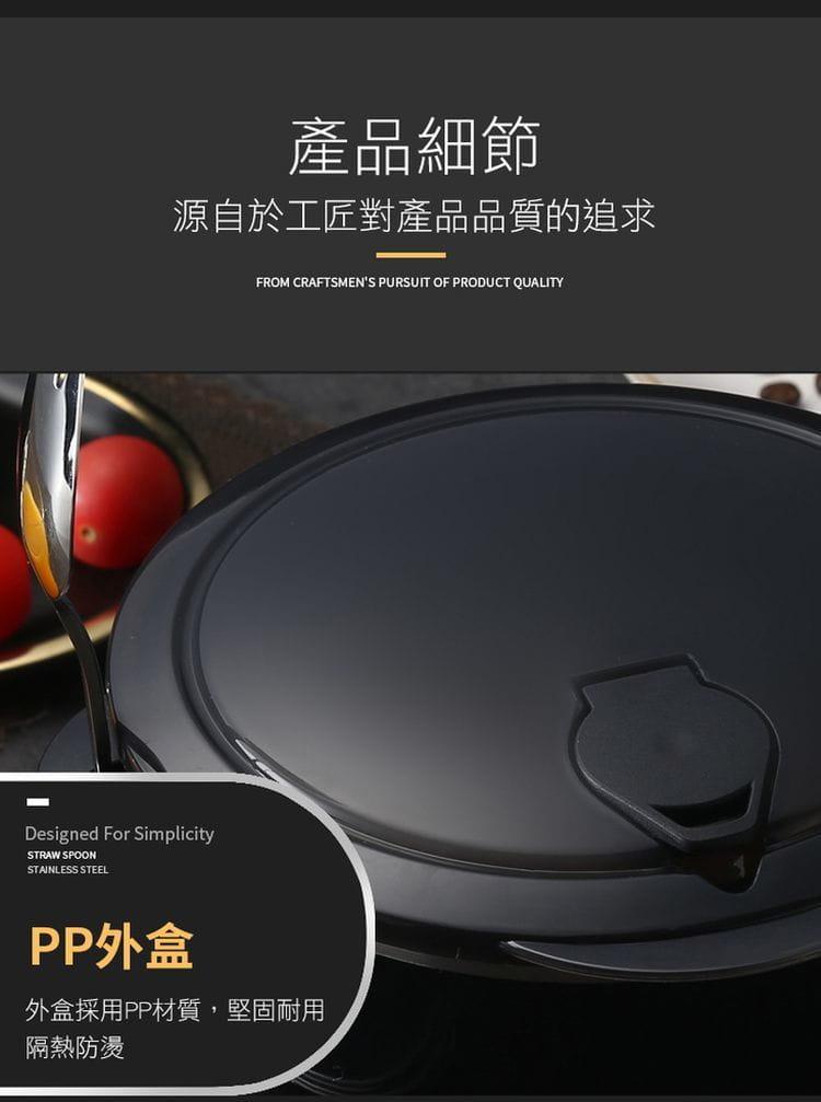 新304不鏽鋼瀝水泡麵碗 9