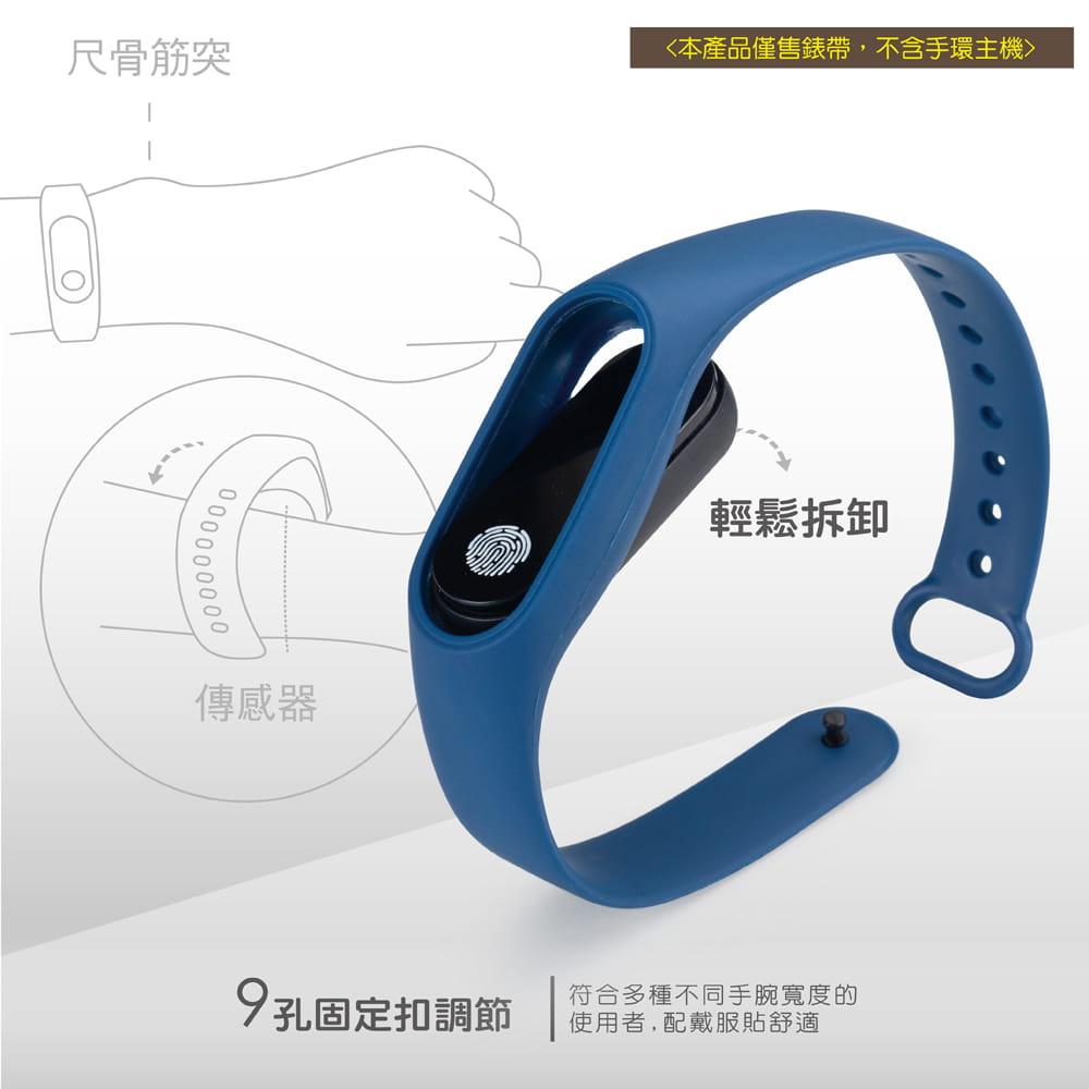 【E-books】V4 智慧手環錶帶 2