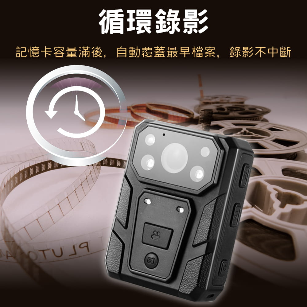 【勝利者】警察專用密錄器 贈64G 7