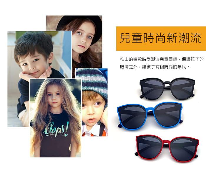【suns】兒童時尚偏光墨鏡  抗UV (可扭鏡腳 鑑驗合格) 2