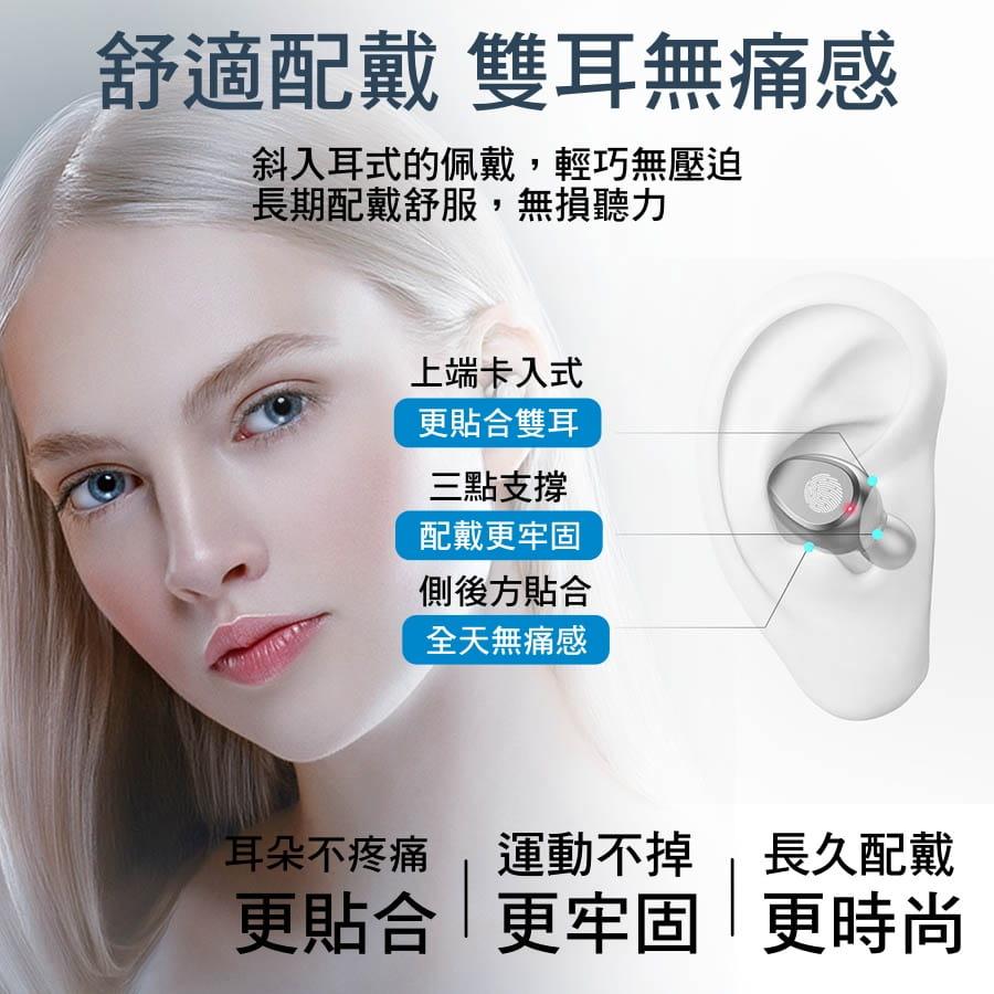IPX7防水運動藍芽耳機 6