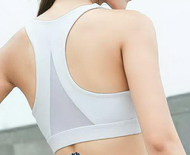 運動內衣大尺碼L-XL 背心上衣 運動韻律有氧跑步瑜珈LETS SEA-KOI 0