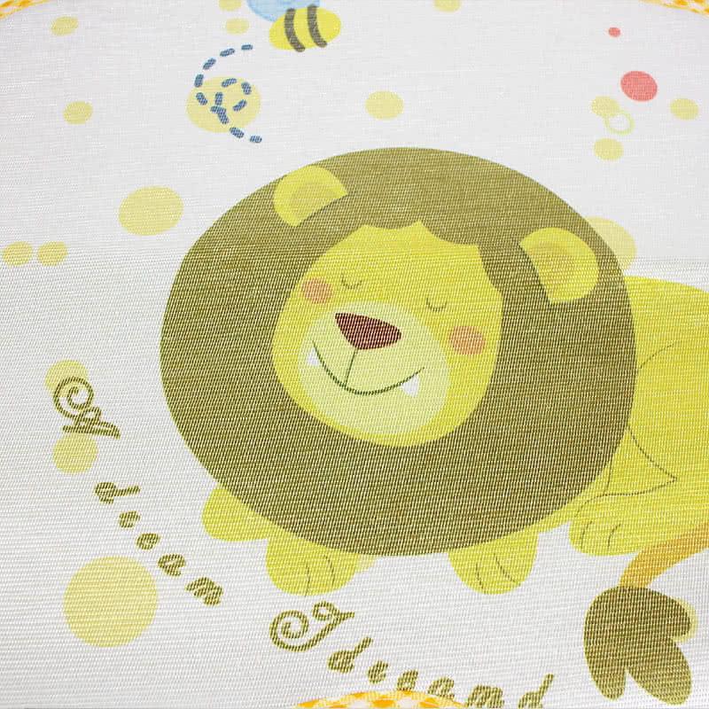 【JAR嚴選】新款印花推車涼蓆 寶寶三明治嬰兒卡通推車涼蓆 5
