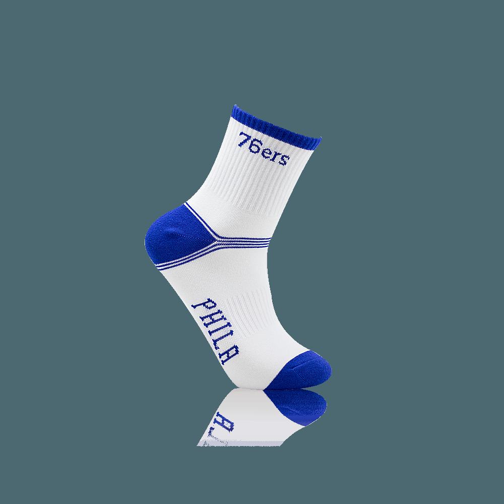 【NBA】 76人隊襪袖組合款 4