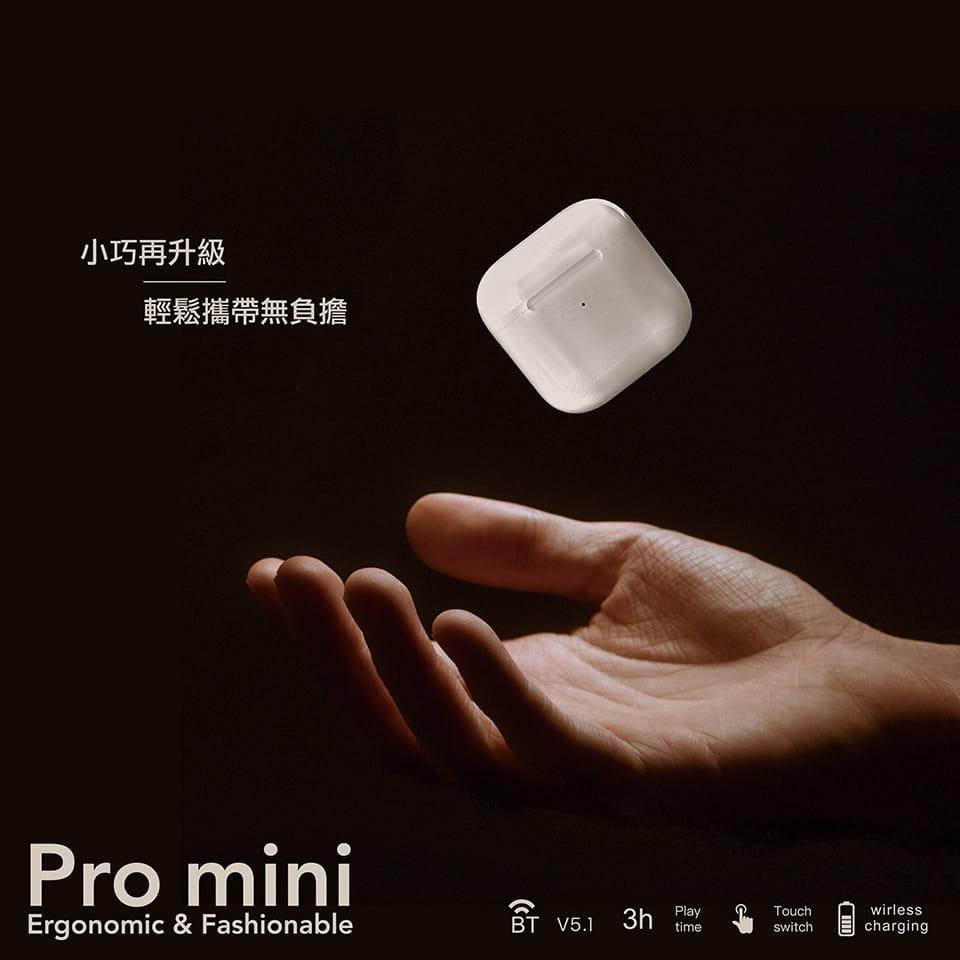 PRO miniPods TWS真無線 超迷你藍牙耳機
