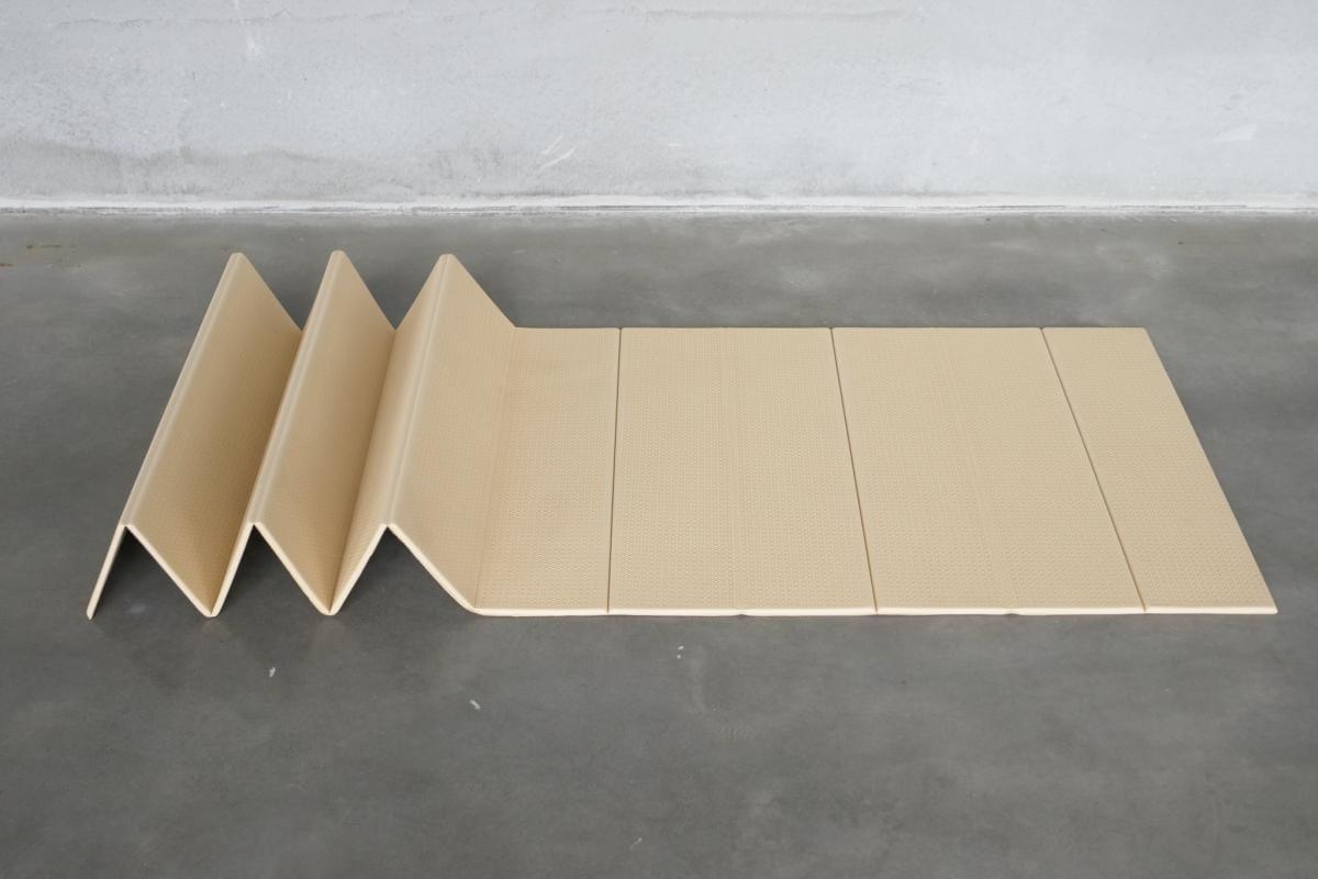 【QMAT】 12折疊瑜珈墊 一般雙色 9