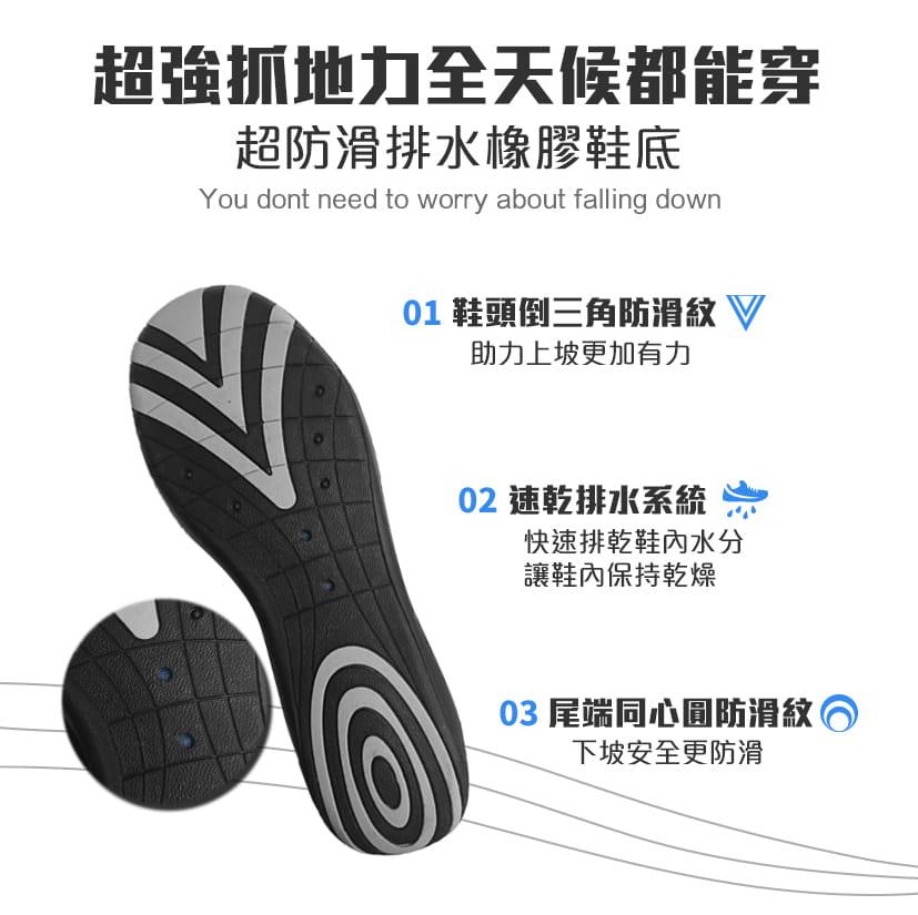 【Future Lab. 未來實驗室】SKINSHOES 涉水運動鞋 4