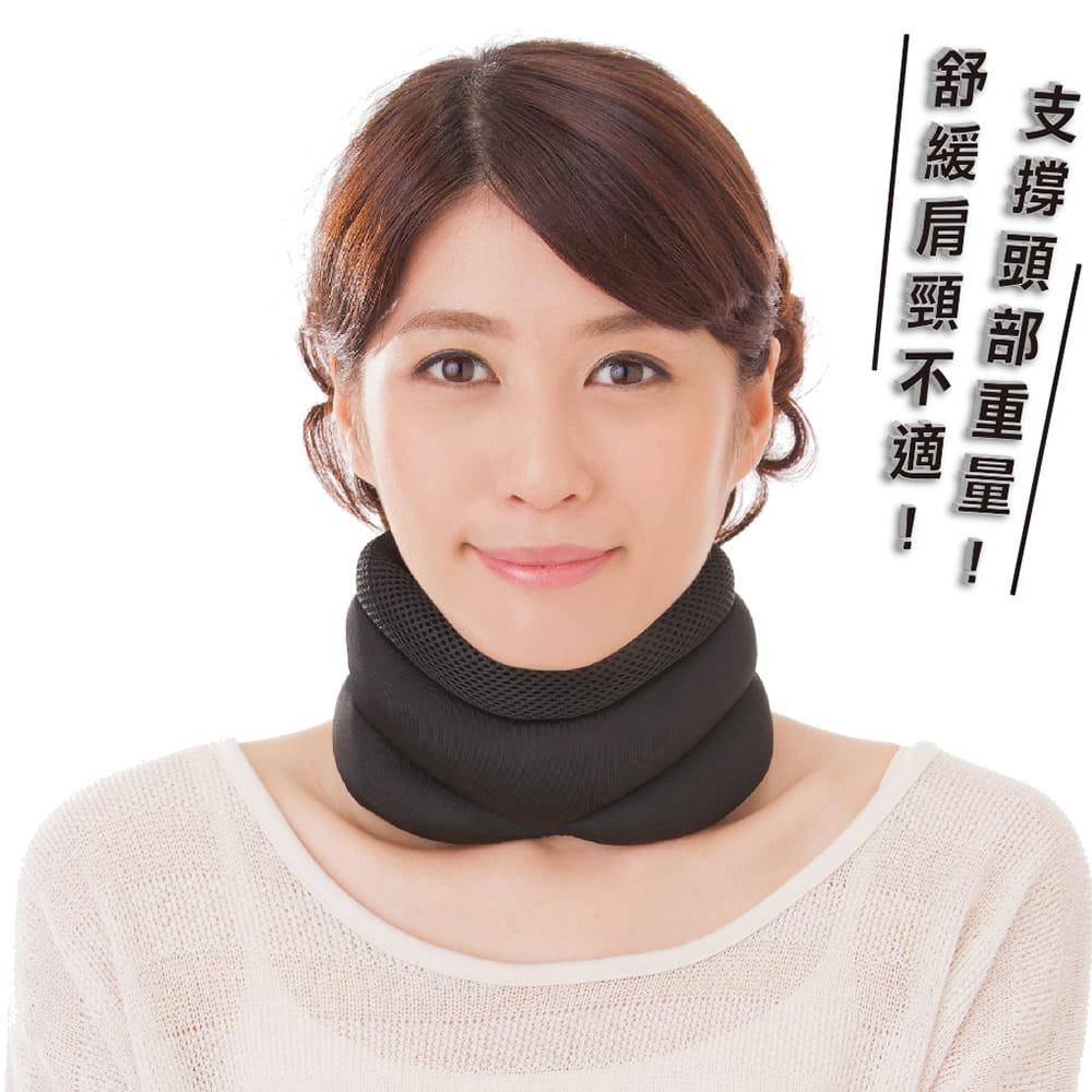 【SUNFAMILY】日本原廠獨家進口 頸部支撐舒適帶