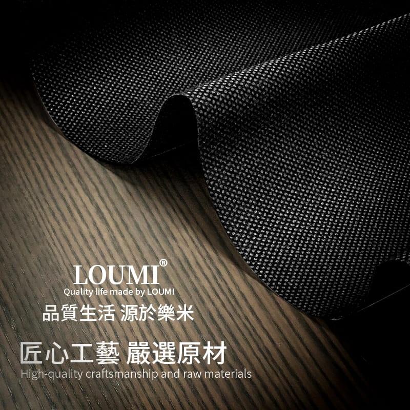 【LOUMI】魅力香氛口罩 櫻花粉/時尚黑【10片/盒】 5