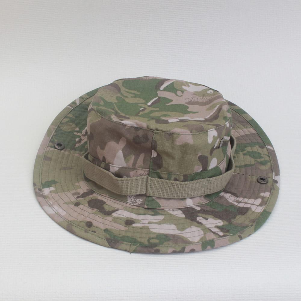 【E.City】可翻釦迷彩風戶外遮陽帽漁夫帽 9