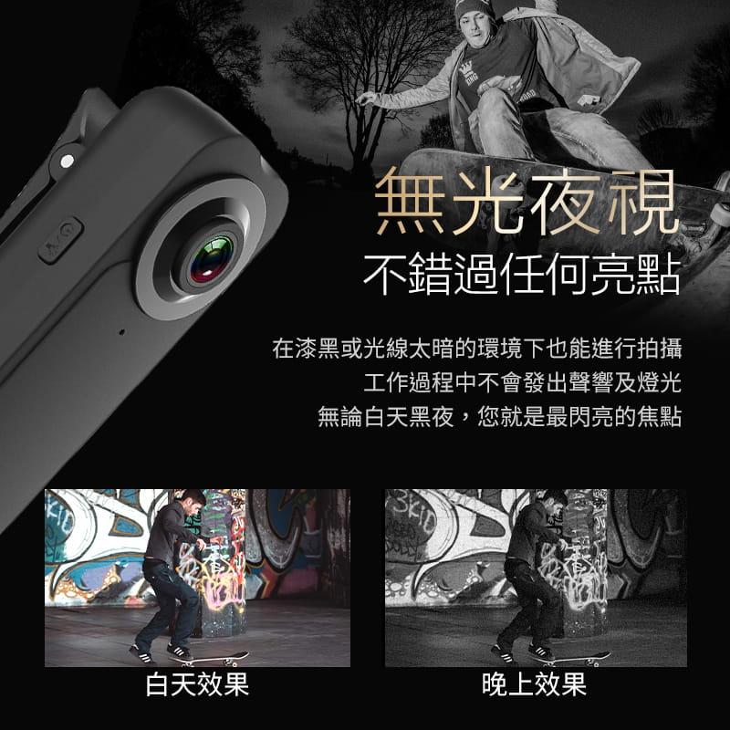 高清1080P夜視微型攝影機 8