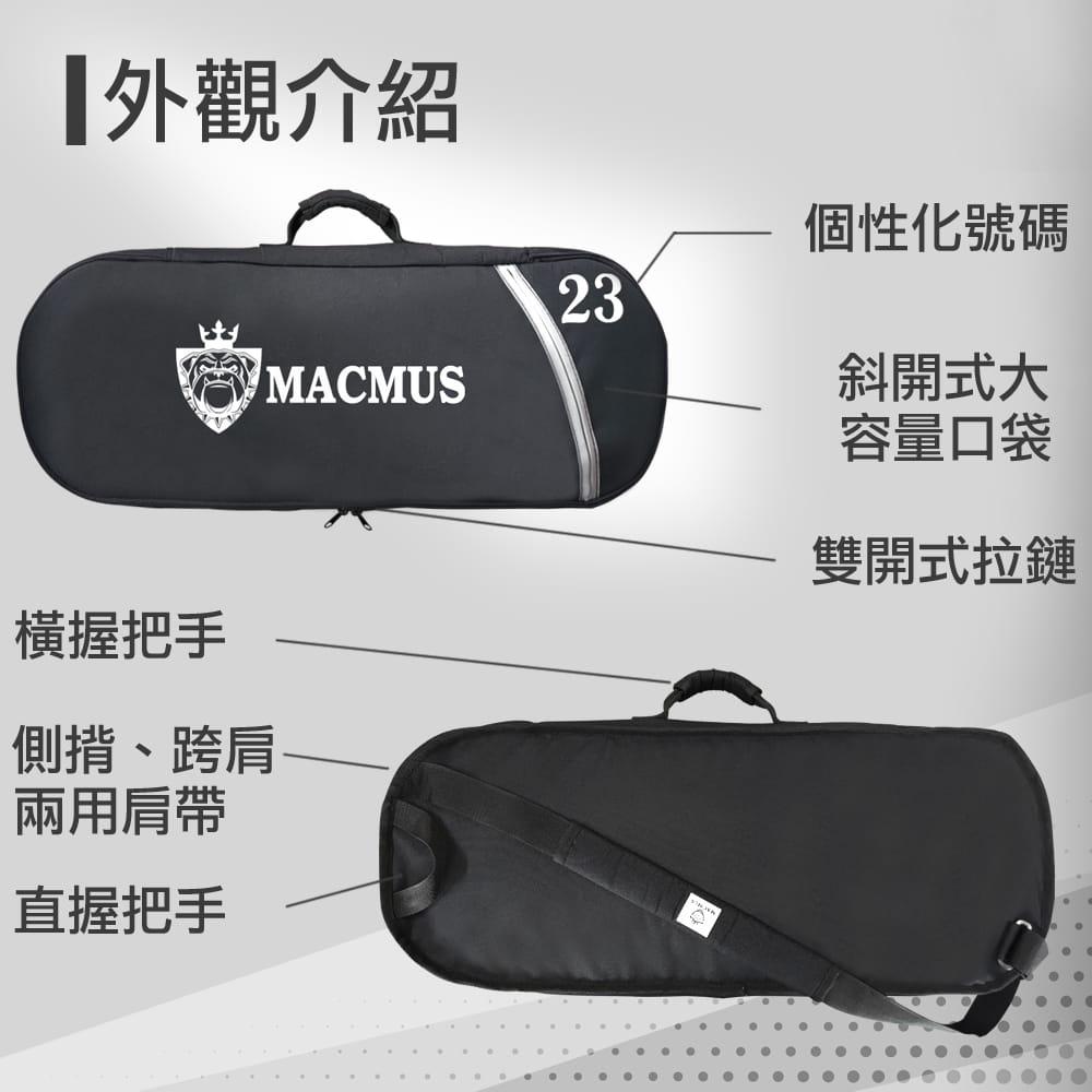 【MACMUS】特奧同款運動揹包|50L超大容量運動袋|大容量瑜伽運動健身包旅行包|耐磨網球袋 4