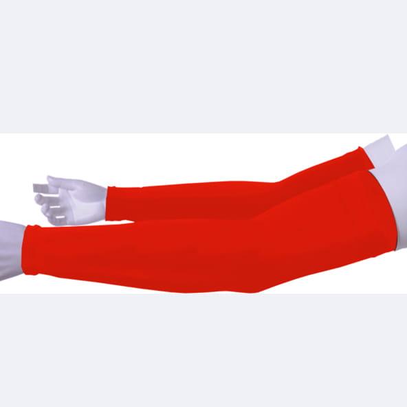 【路達自行車衣館】涼感防曬型袖套 》★大紅 ★深灰 ★黑色 ★寶藍 690030001 1