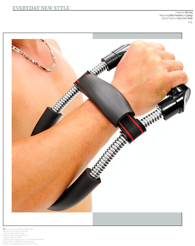 阻力20KG手腕訓練器   45LB腕力器腕力訓練器 5