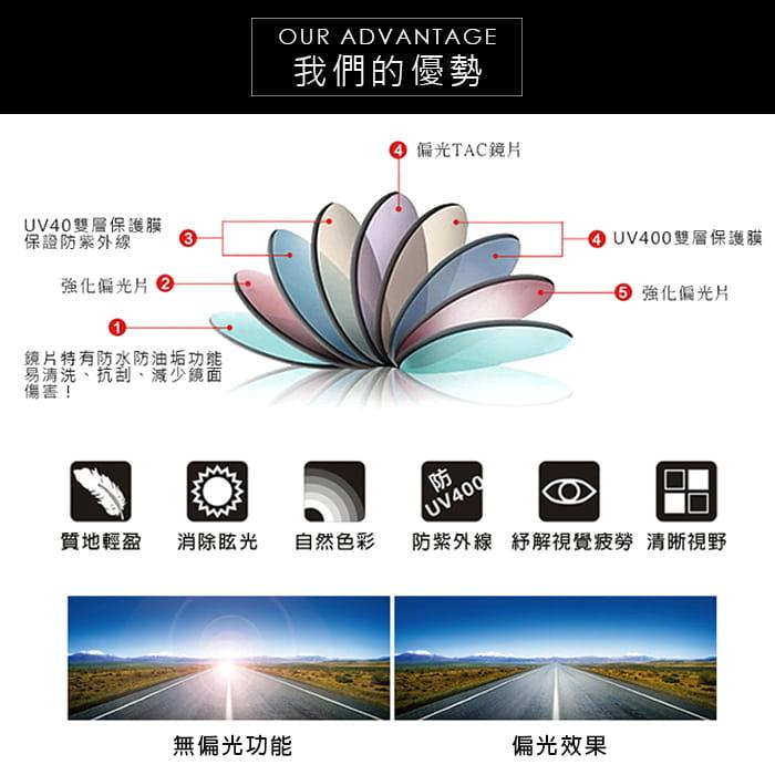 【suns】運動偏光REVO電鍍上翻式太陽眼鏡(可套鏡) 9