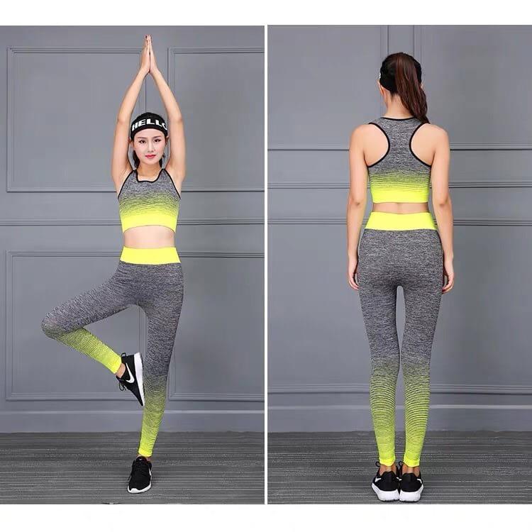 運動休閒套裝韻律有氧跑步瑜珈LETS SEA-KOI限時買一送一 5