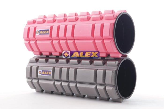 【ALEX】多功能瑜珈滾筒 按摩滾輪  瑜珈柱 0