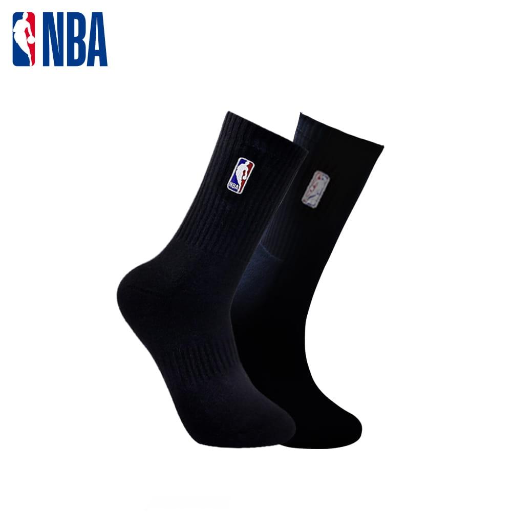 【NBA】 經典款全毛圈半毛圈刺繡長襪 2