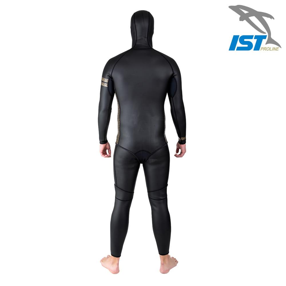 【IST】WSH-03 二件式Neoskin自由潛水防寒衣 12
