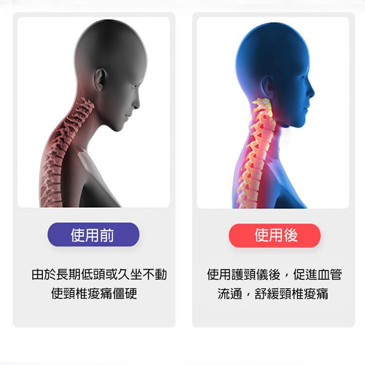【JAR嚴選】便攜型智能頸椎按摩器 10